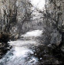 Winter Dart (78 x 79cm)