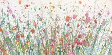 Yvonne Coomber - Kisses of honey 40x80 £1030