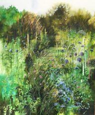 Dylan Lloyd - Coastal Summer Garden IV