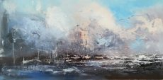 Claire Wiltsher - Sea Scars 3 - 60x30 £675