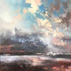 Claire Wiltsher - Sky Watch 100x100 £1895