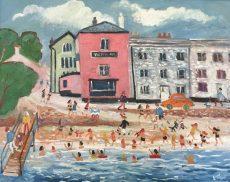 Simeon Stafford - Ferry Boat Inn - 76x61 £2500