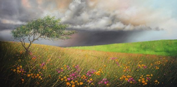 A Passing Storm £1500 100x50