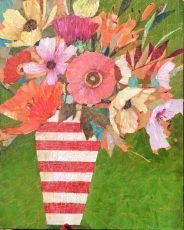 SAF 4 Jacks Flowers 24x30 in £985