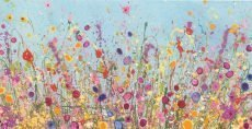 Yvonne Coomber 50x100 I am loving you so very much