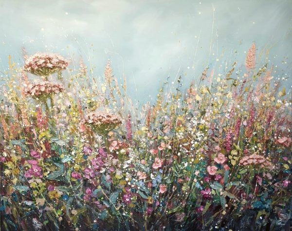 Marie Mills 80 x 100cm Summer Tapestry'