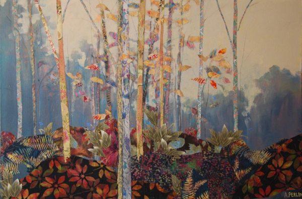 Golden Autumn 50.5x76cm £1450