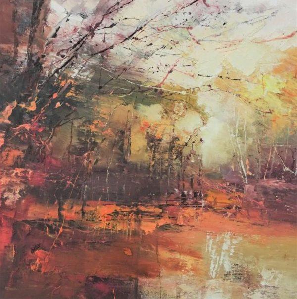 Sunrise 3 50x50cm (2)