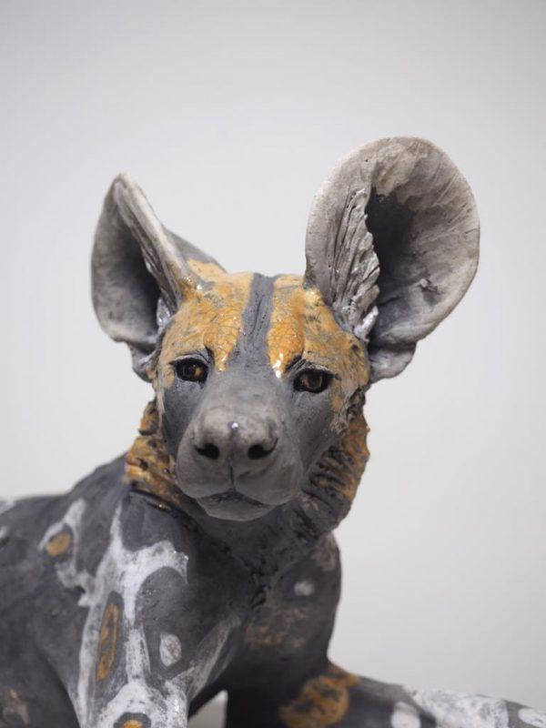 Nick Mackman Wild Dog Pup