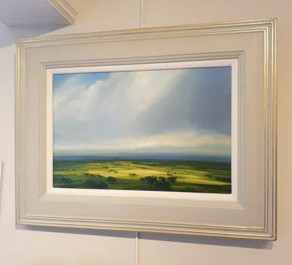Frame April Showers 18x12 £1000