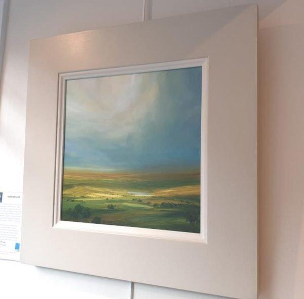 Frame BREAKING THROUGH 12X12 £800
