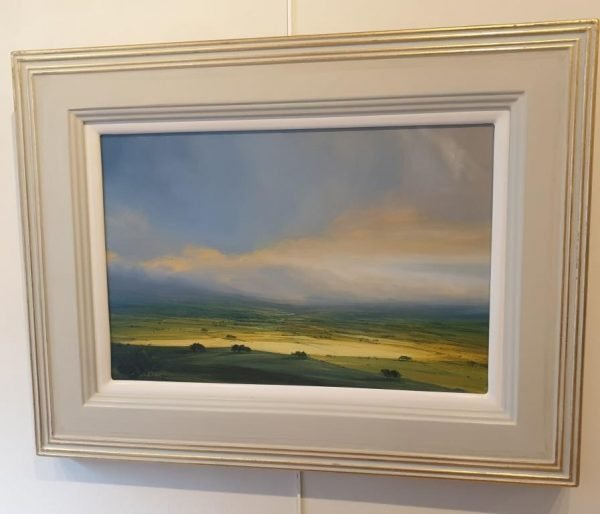 Frame Late Evening Sun 12x18 £1000