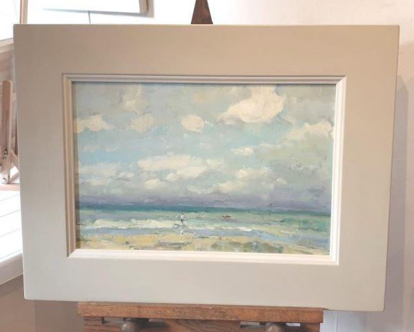 Frame Low Tide 12x18 £1000