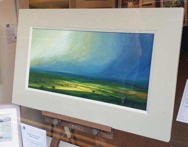 Frame Rain Washed Sky 15x30 £1
