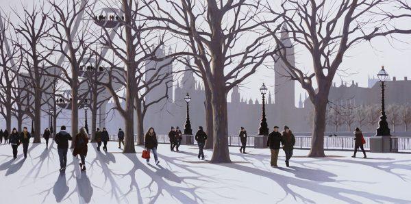 Jo Quigley Westminster walk 61x122 £1995