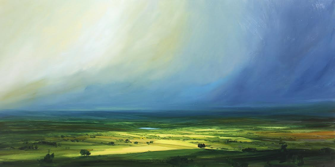 Harry Brioche Rain Washed Sky 15x30 £1700