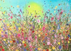 Yvonne Coomber Your Love Surrounds Me 90x120