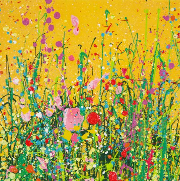 Yvonne Coomber - We are golden 3 30x30