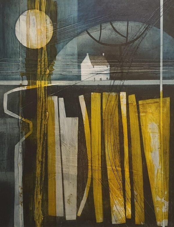 Heidi Archer - Evening Mist - 35x45 £650