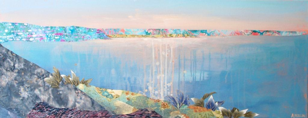 Breaking Dawn 35x91 £1450