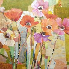 Sally Anne Fitter Memories of Summer 61x61 £845