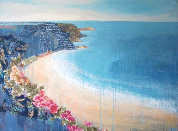Sheltered Cove 76x102 £2500