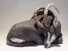 sable antelope-sculpture-2-2