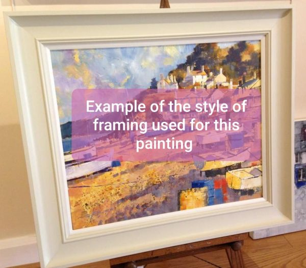 Chris Forsey Canvas Frame Style