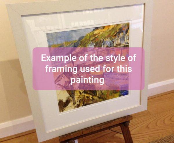 Chris Forsey Glazed Frame Style