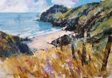 Chris Forsey Spring, warren point 40x30 paper £795