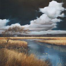 Kate Richardson Reflection 90x90cm £1650