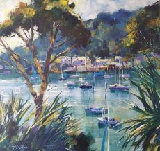 Across The Dart, from Kingswear 50x50 £1250