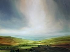 Harry Brioche SUMMER IN THE LAKES 18X24 £1600