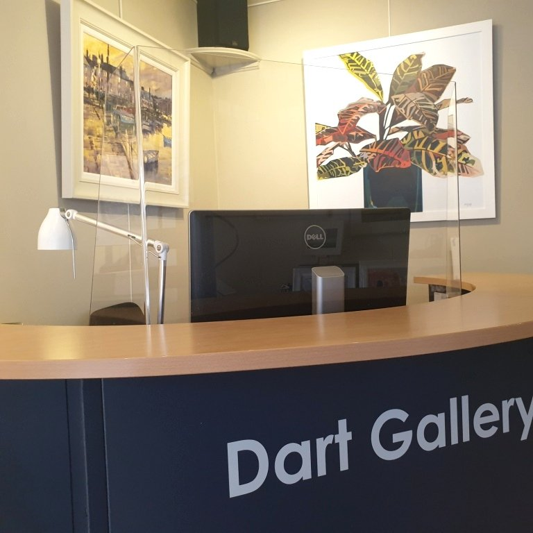 Dart Gallery Sneeze Screen