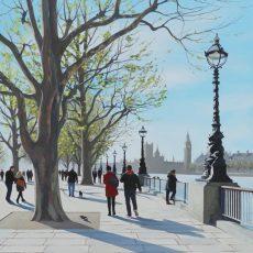 River Walk 61x61 £1295