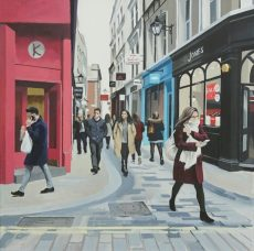 Bow Lane, London 50x50 £995