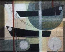 River moorings.Heidi Archer.25 x 20cm