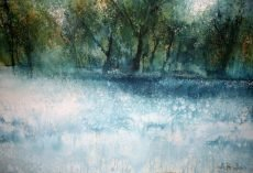 There is Magic in these Woods (55 x 82cm)
