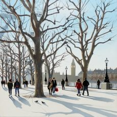 Winter View II 60x60 £1295