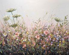 Marie Mills - 'Nature's Peace' 100cm x 80cm