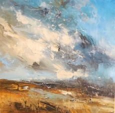 Flying highV11 80x80cm £1295