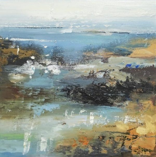 High tide 30x30cm £495