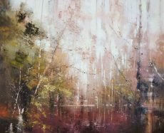 Intimate forest V111 100x80cm £1545