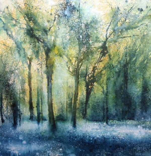 The Magnificence of King's Wood (74 x 75cm)