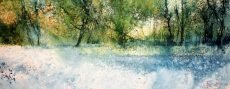 There Be Faery (39 x 95cm)