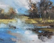 Winter Forest III 70x60cm £1045