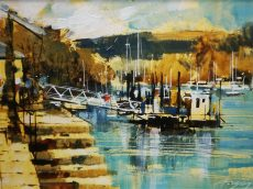 CHRIS FORSEY BAYARDS COVE 19X14