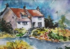 CHRISTINE HOLT COTTAGES 10X15
