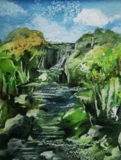 JAN TREVORROW DARTMOOR 13X17