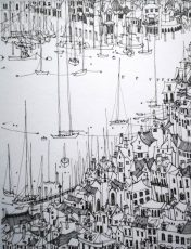 KATE BARKER DARTMOUTH 17X21